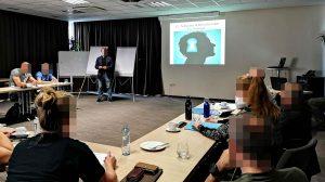 personenschutz theorie unterricht