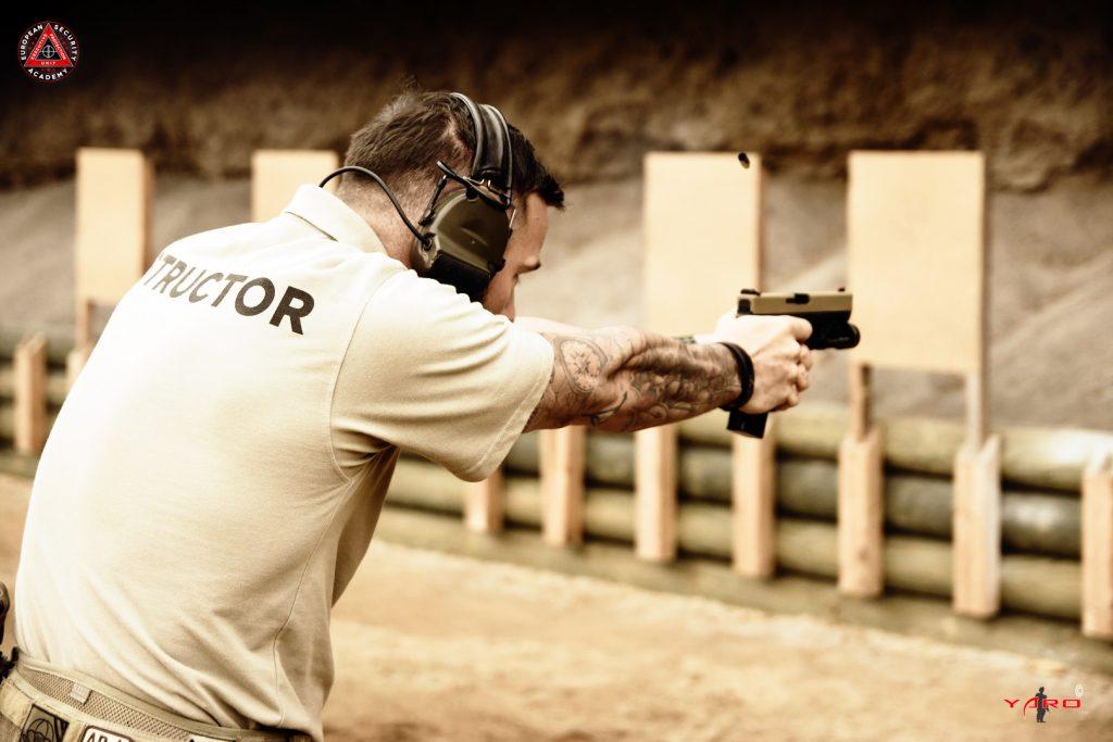 Schießtrainer Ausbildung