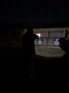 low light schießen