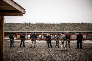 Anfänger Schießkurs sowie Teilnehmer